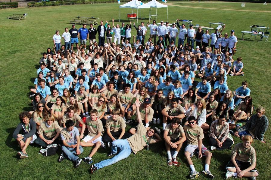 Upper School Hosts Field Day