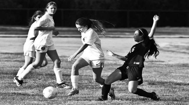 Soccer Teams Dribble through Rough Times