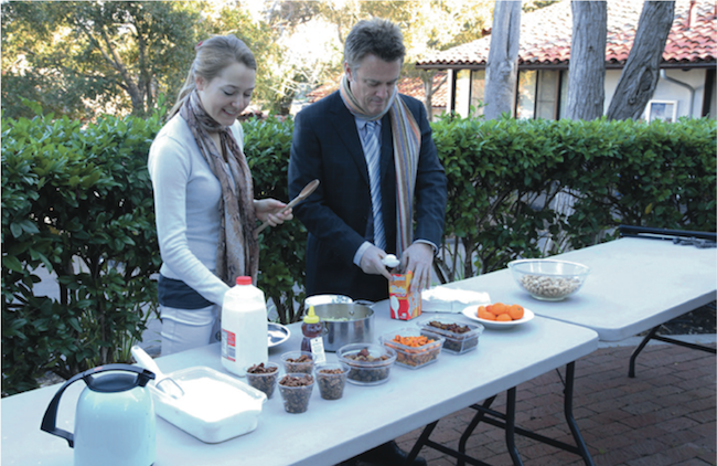 Girl Farm Kitchen: Sara Barbour Returns