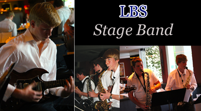 Stage Band Performs at the Crocodile Restaurant and Bar