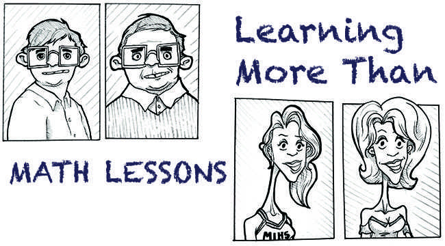 Learning More Than Math Lessons