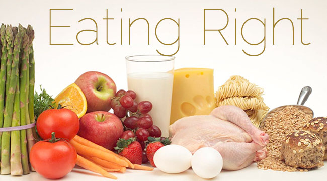 A Guide to Eating Right