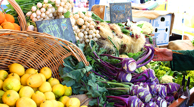 Foods and Restaurants Around Santa Barbara