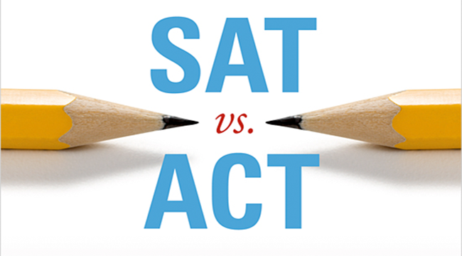 SAT vs. ACT : A Comparison of Two  Standardized Tests