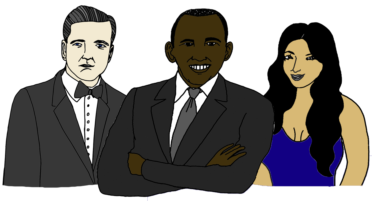 Media's Blurry Lines Blend Celebrities and Politicians