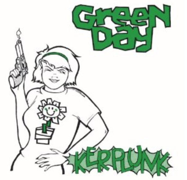 Album Review: Kerplunk! by Green Day