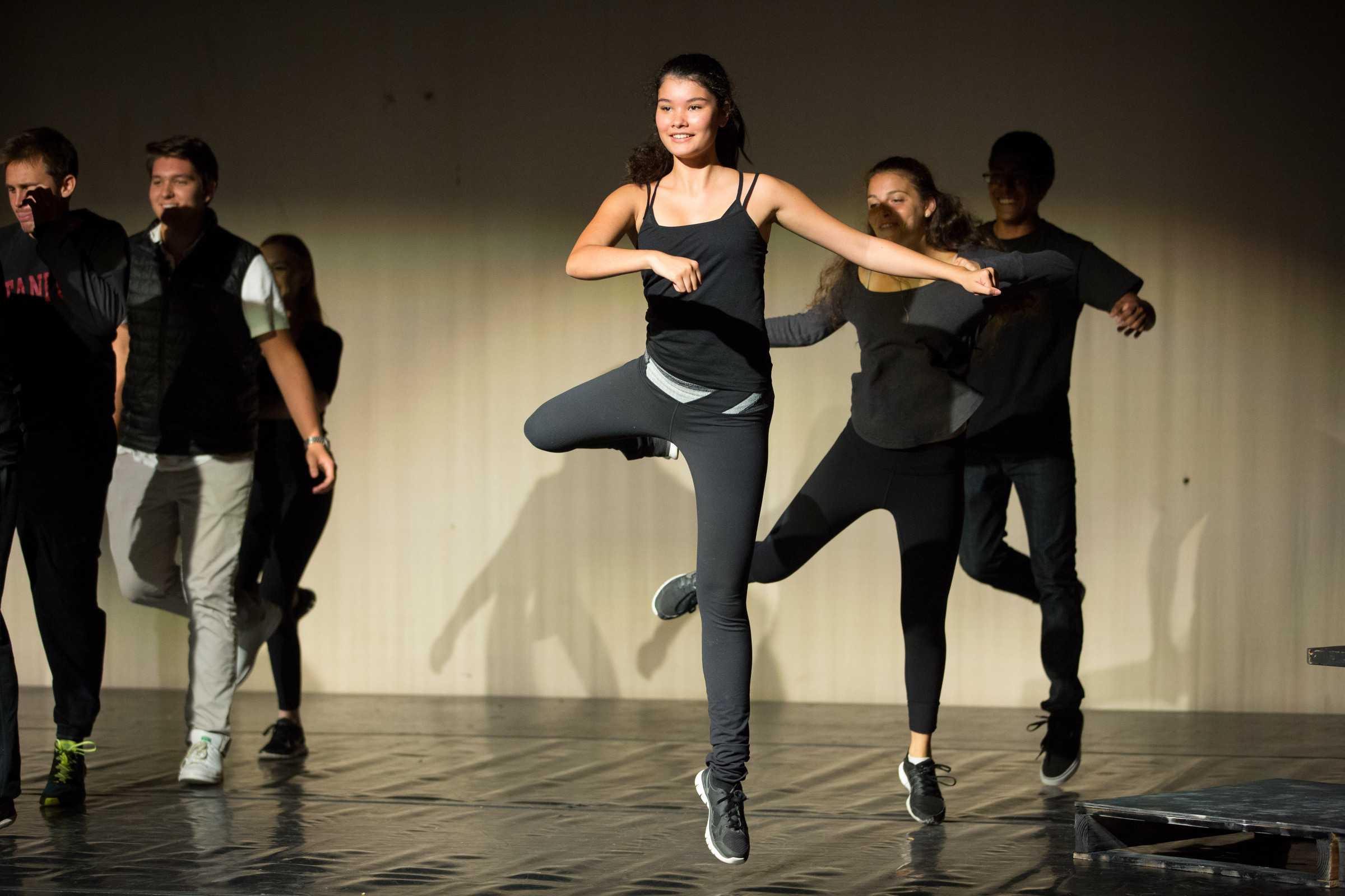 Laguna Students Produce Library Dances Ballet