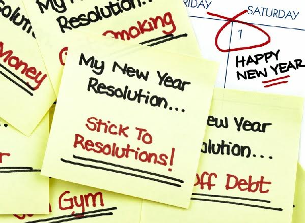 Five Easy Tricks to Keeping New Years Resolutions