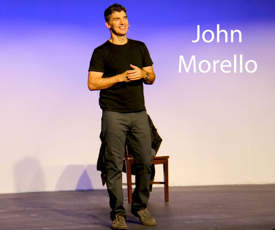"Morello's ""Dirt"" Hits Home"