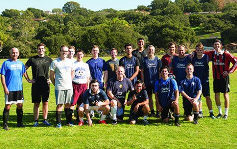 The Alumni Soccer Game