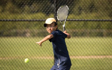 Boys Tennis Finishes the Year