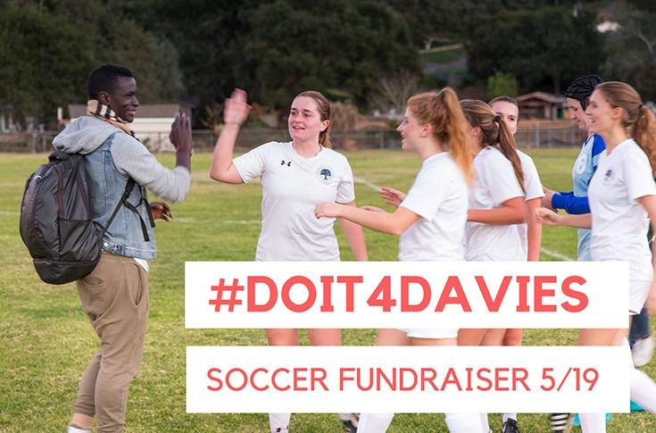 #DOIT4DAVIES Fundraiser