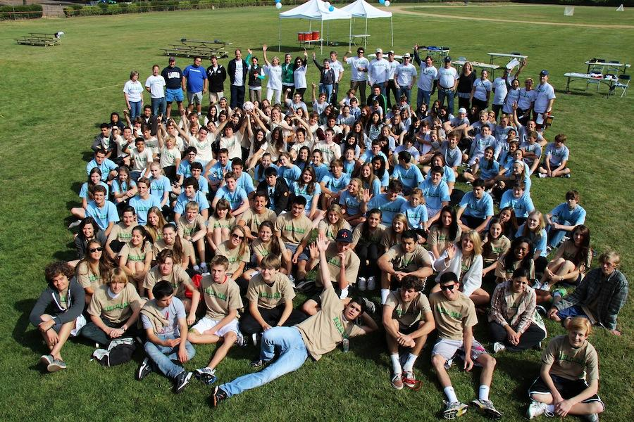 Upper School Hosts Field Day