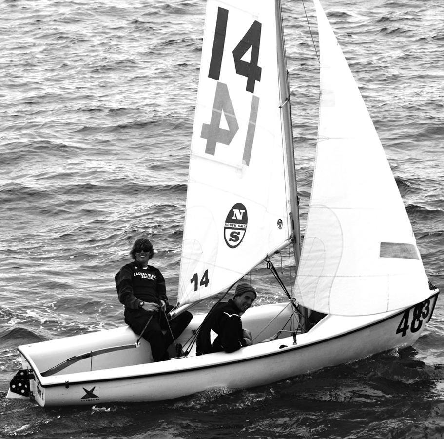 Sailing Team Makes its Mark