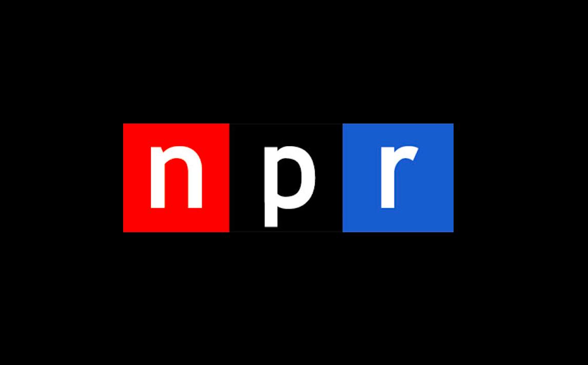 Laguna Grad Mandy Lu on NPR