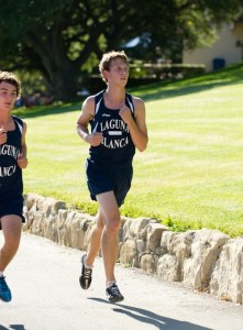 Cross Country Runs Its Way into CIF