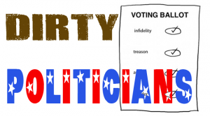 DIRTY POLITICIANS: an Evolving Social Epidemic?