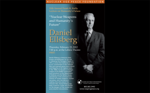 Nuclear Weapons and Humanity's Future Lecture