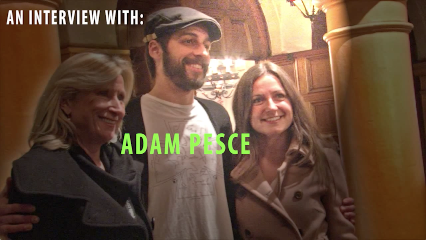An Interview with Adam Pesce