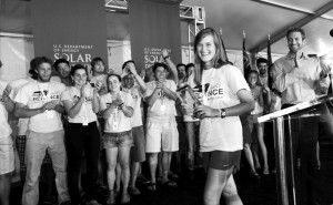 Alumna Announced  As SmartPower's America's Next Eco-Star