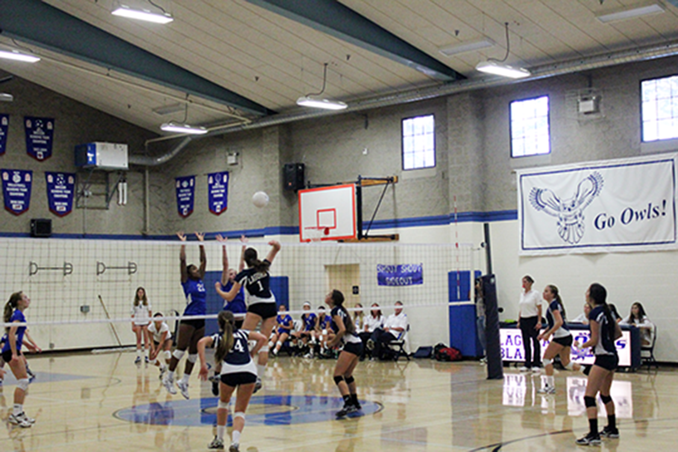 Owls Sweep Santa Clara in the First Round