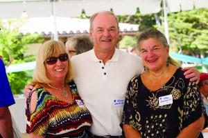 Alumns Help to Celebrate the School's 80th Birthday