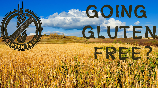 Going Gluten Free: Life in the Wheat-Free World?