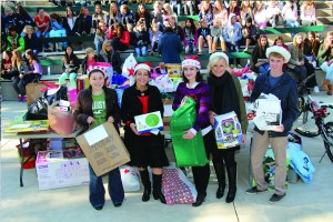 Kids Give to Kids in the 5th Annual Foster Care Gift Drive