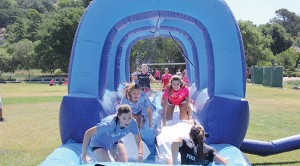 Field Day Brings Out the Competitive Spirit