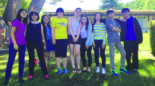 Students Flock From Around the Globe to Join the Laguna Community