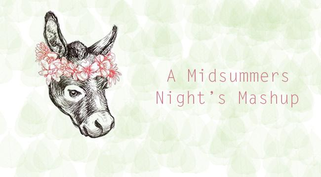 A Midsummers Night's Mashup Trailer