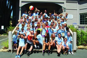 Laguna Spreads School Spirit with First Annual Summer Camp