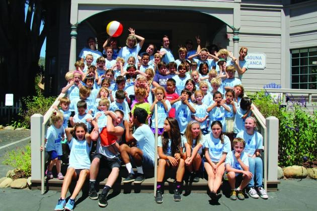 Laguna Spreads School Spirit with First Annual Summer Camp