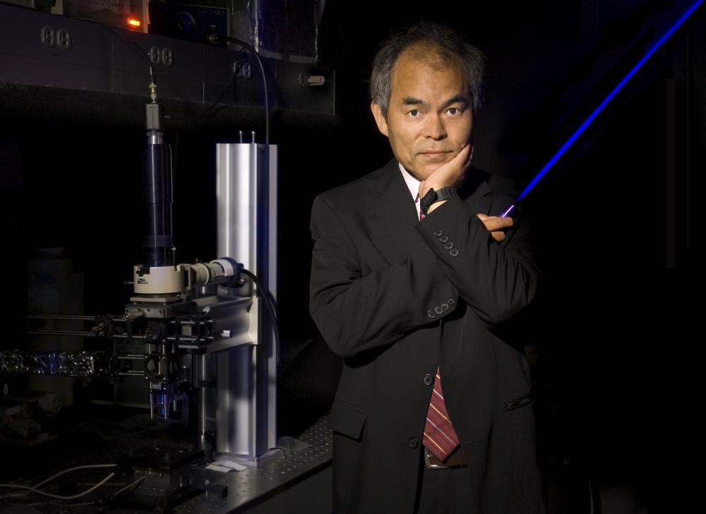 Laguna Parent Awarded Nobel Prize in Physics