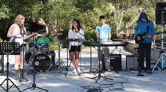Fall Musical Performances Wrap Up with a Two-Day Exhibition