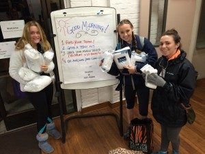 Students Take to the Streets for Study of Local Homeless
