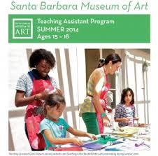 SBMA's Summer Teaching Assistant Program