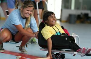 Junior Wheelchair Sports Camp Volunteers Needed