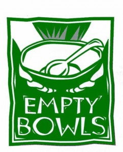 Foodbank Needs Volunteers to Help with Empty Bowls Fundraiser on Nov 1st