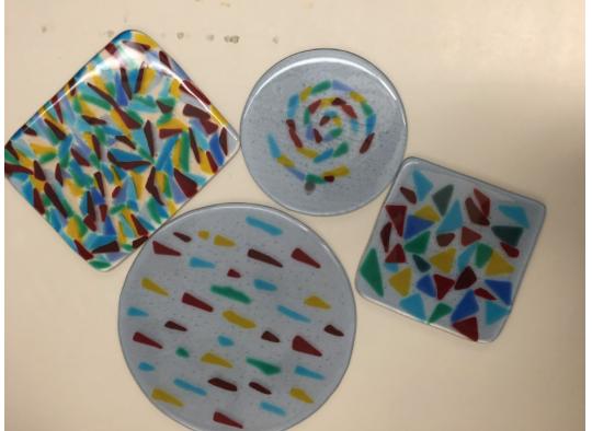 Ceramics Class: Glass Fusing