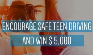 Help End Distracted Teen Driving Contest with Toyota