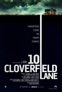 A Review of 10 Cloverfield Lane