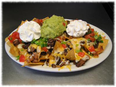 Life, Liberty, and the Pursuit of Nachos