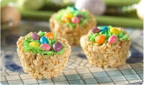 Four Super Cute Easter Desserts