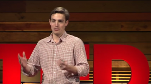 Alumni Spencer Dusebout Gives Ted Talk