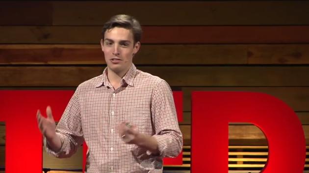 Alumni Spencer Dusebout Gives Ted Talk