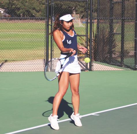 Game, Set, Match: Girls Tennis Rounds Up the Season