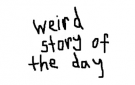 Weird Story of the Day: Episode 1