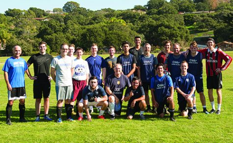 The Alumni Soccer Game