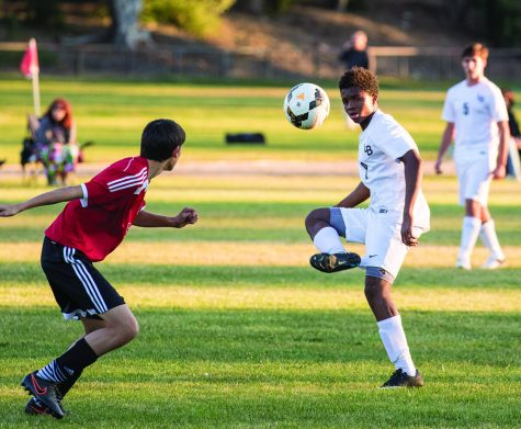 Boys Soar Through CIF